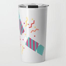 #50 Christmas Cracker Travel Mug