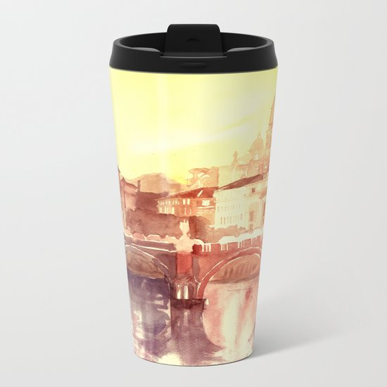 Rome Metal Travel Mug