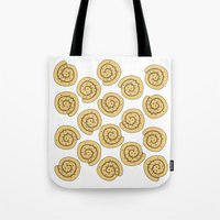 swedish Tote Bags featuring Swedish Cookies by Johanna Kindvall