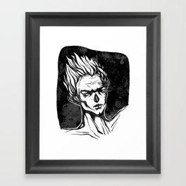 My Darkness Framed Art Print