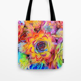 Succulent Madness Tote Bag