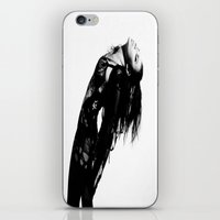 charli xcx iPhone & iPod Skins featuring So Far Away ~ Charli XCX by Michelle Rosario