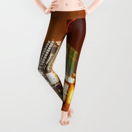 Kid Galahad Leggings