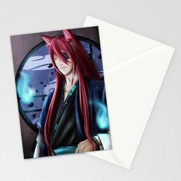 Kitsunebi  Stationery Cards