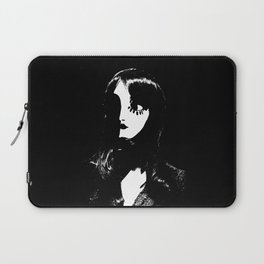 Art Deco Woman - Sin City Style Laptop Sleeve