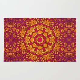 Kaleidoscope Dream Rug