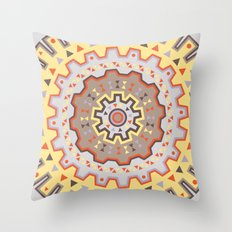 Untitled Pattern Throw Pillow