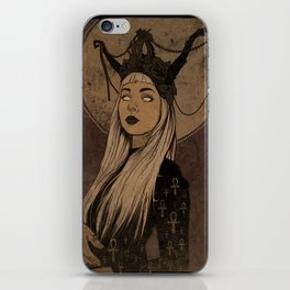 Queen of the Damned iPhone Skin