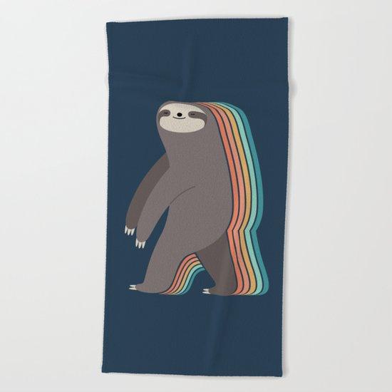 Sleepwalker Beach Towel
