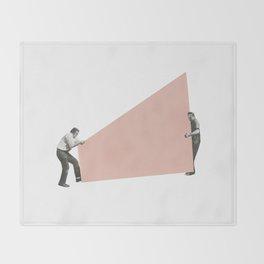Shape Shifting Throw Blanket