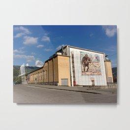 GIFFONI FILM FESTIVAL LOCATION Metal Print