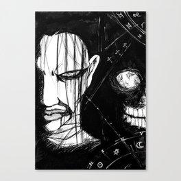 WormBoy Canvas Print