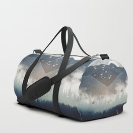 Blue Mountain Mist Duffle Bag