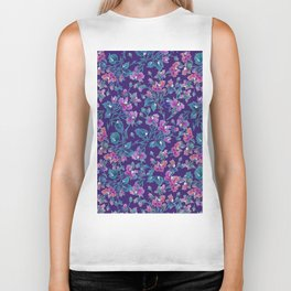 sophia roses by the sea Biker Tank