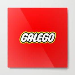 Gallegos Metal Print
