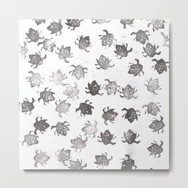 Bug Metal Print