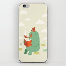 The Cloud Creator iPhone & iPod Skin