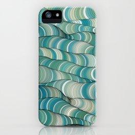 Wave Maker iPhone Case