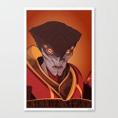 spectr.es: Javik Canvas Print