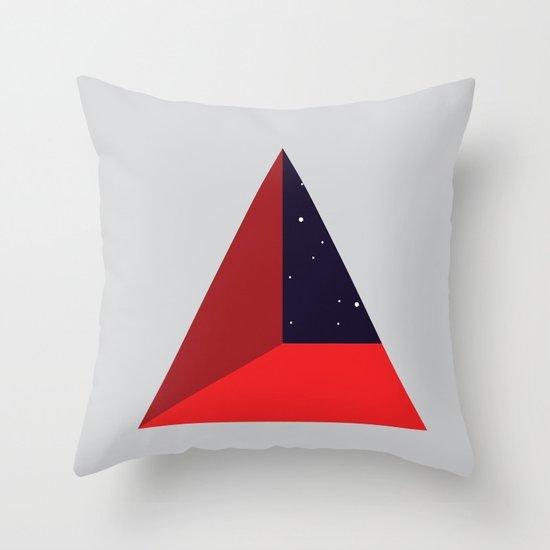 SKYCORNER Throw Pillow