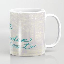 Time to Wander Coffee Mug
