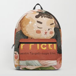 Purr Fiction Backpack