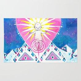 Sun of God Rug