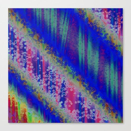 Colours ZH Canvas Print