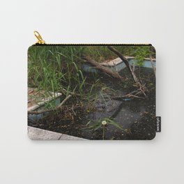 Mermaids are Waiting Carry-All Pouch
