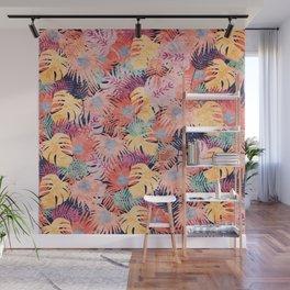 Tropical Leaves #05 Wall Mural