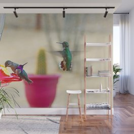 Dinner Party Wall Mural