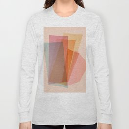 Abstraction_Spectrum Long Sleeve T-shirt