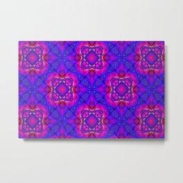 Pattern No6 Metal Print
