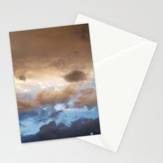 New Mexico sunset 2 (July 2014) Stationery Cards