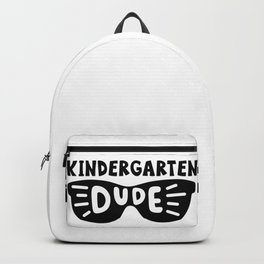 Kindergarten dude Backpack