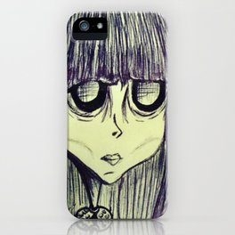 Ghoul #9 CHITTY-CHITTY BANGS-BANGS iPhone Case