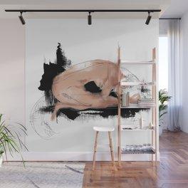 Fish-woman Wall Mural