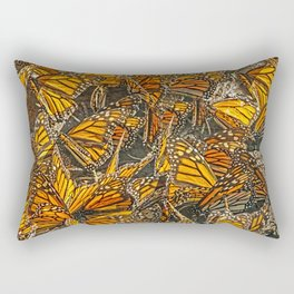 FLIGHT PATTERNS Rectangular Pillow