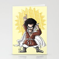 satan Stationery Cards featuring Satan! by neicosta