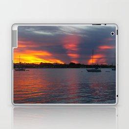 Jensen Beach Sunset Laptop & iPad Skin