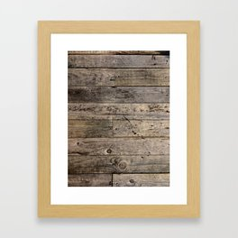 Summer Wood '15 Framed Art Print