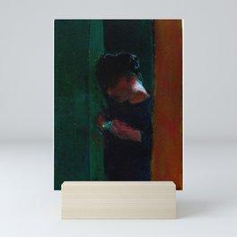 Boy by Katherine Liczner Mini Art Print