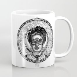 FRIDA SAVAGGE. Coffee Mug