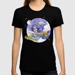 purple is the night T-shirt