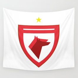 Dinamo Bucharest Icon Wall Tapestry