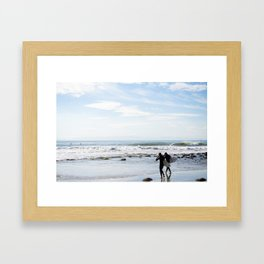 Rincon Point Framed Art Print