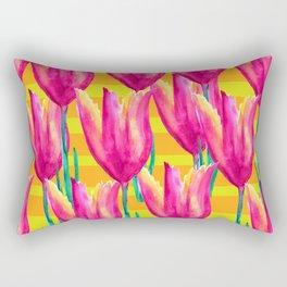 Spring Mod Rectangular Pillow