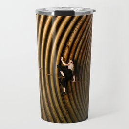 Pipes Travel Mug