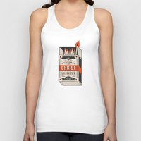 camp Tank Tops featuring Camp by ehpopoki
