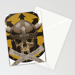 WIKING GLORY Stationery Cards